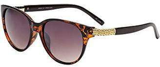 Coppertone Women's Fashion Cf277a Round Sunglasses
