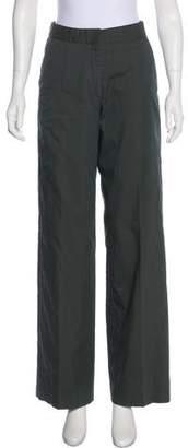 Dries Van Noten Mid-Rise Wide Pants