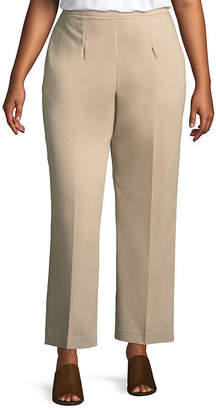 Alfred Dunner Scottsdale Classic Fit Pant - Plus