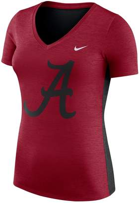 Nike Women's Alabama Crimson Tide Dri-FIT Touch Tee