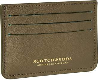 Scotch & Soda Leather Card Holder