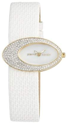 Pierre Cardin Ladies Watch Harlequin Gold-Plated 4385799
