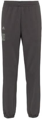adidas Grey Calabasas track pants