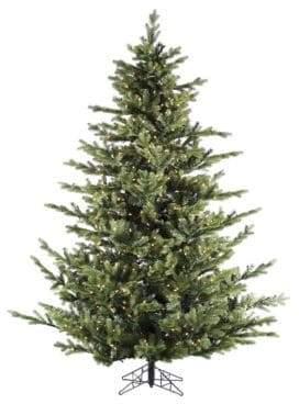 Fraser Hill Farms Foxtail Pine Smart String Lighting Christmas Tree- 9ft.