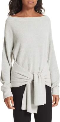 Brochu Walker Runa Front Tie Sweater