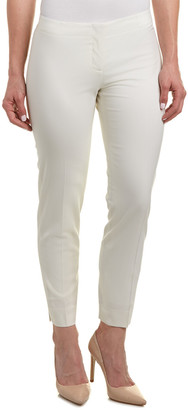 Lafayette 148 New York Petite Astor Wool-Blend Pant