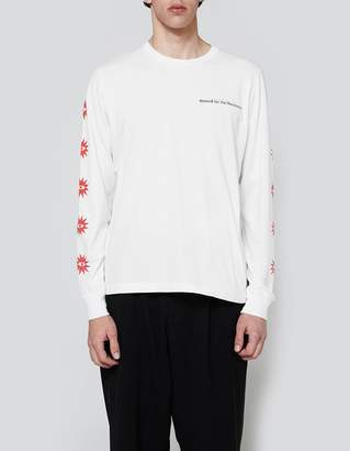 Undercover LS Tee in White