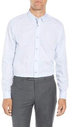 Ted Baker Wasabi Modern Fit Floral Dress Shirt