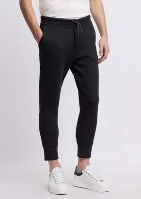 Emporio Armani R-Ea-Mix Fleece Jogging Pants