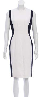Aquilano Rimondi Aquilano.Rimondi A-line Knee-Length Dress White Aquilano.Rimondi A-line Knee-Length Dress