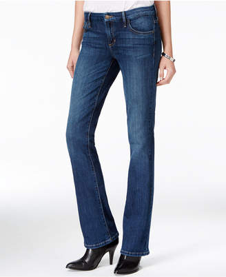 GUESS Tailored Mini Bootcut Jeans