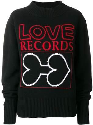 Aalto crew neck sweater