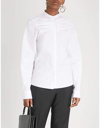 Jil Sander Frida cotton-poplin shirt