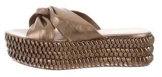 Rachel Zoe Polly Flatform Sandals w/ Tags