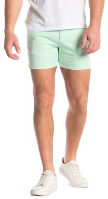 Parke & Ronen Solid Holler Shorts