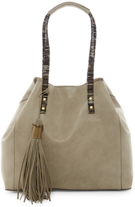 T-Shirt & Jeans Out Of Africa Tote $24.97 thestylecure.com