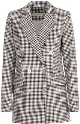MICHAEL Michael Kors Jacket Double Breasted Check