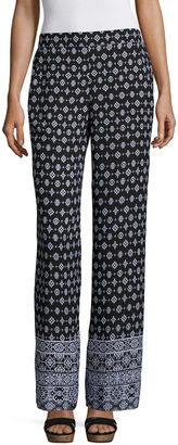 BY AND BY by&by Solid Palazzo Pants-Juniors $46 thestylecure.com