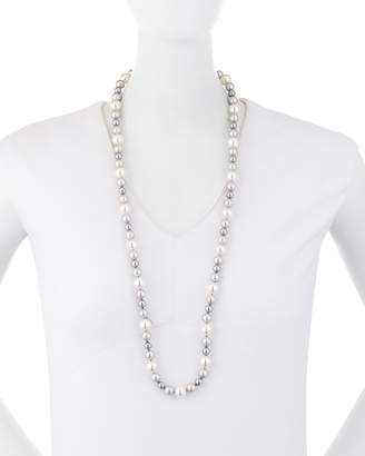 Majorica 8-12mm Nuage Simulated Pearl Necklace