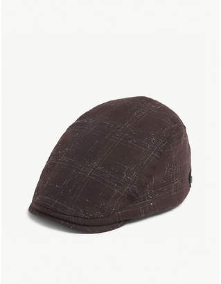 b267eb21d Mens Wool Flat Cap - ShopStyle UK
