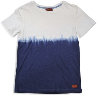 7 for All Man Kind Boys' Dip Dye Tee - Sizes 4-7 $30 thestylecure.com