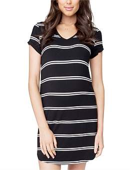 Ripe Maternity Relaxed T Shirt Dress