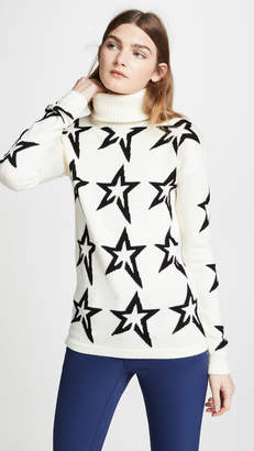 Perfect Moment Star Dust Wool Sweater