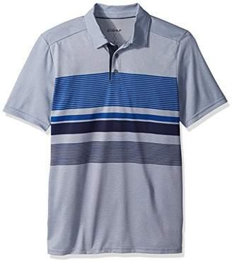 Skechers Golf Men's Slice Engineered Stripe Polo