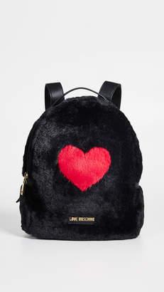 Moschino Love Backpack
