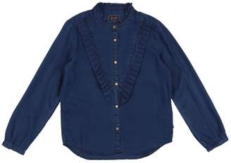 Scotch & Soda Denim shirts - Item 42737969SS