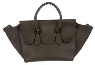 Celine Large Tie Tote W/Pouch