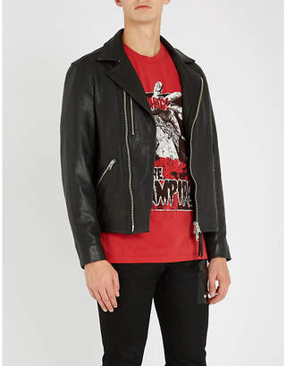 The Kooples The Vampire cotton-jersey T-shirt