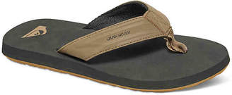 Quiksilver Monkey Wrench Toddler & Youth Flip-Flop - Boy's