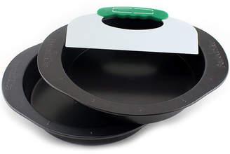 Berghoff Perfect Slice 3-pc. 9 Round Cake Pan and Slicing Tool Set