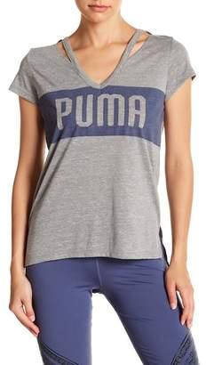 Puma Spark Logo Tee