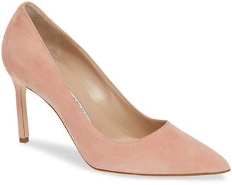 Manolo Blahnik BB Pointy Toe Pump