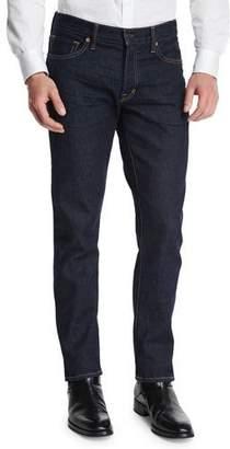TOM FORD Straight-Fit New Indigo Stretch Jeans $570 thestylecure.com