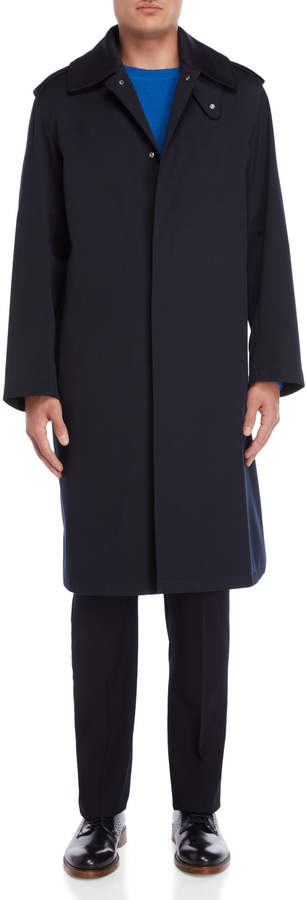 Sandro Navy Coat