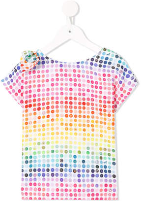 Paul Smith printed back T-shirt