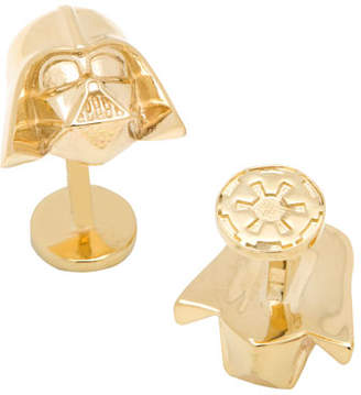 Cufflinks Inc. Darth Vader 14k Gold Star Wars Cuff Links