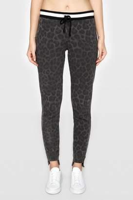 Pam & Gela Leopard Off-Set Cuff