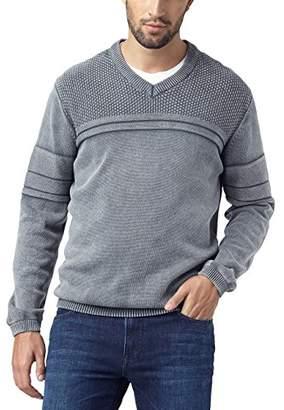 Pioneer Men's's V Neck Pullover Jumper,Medium
