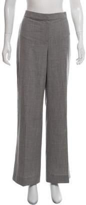 St. John Wide-Leg Knit Pants