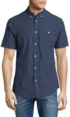 Tommy Hilfiger Curtis Printed Sport Shirt