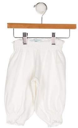 Marie Chantal Girls' Terrycloth Knit Pants