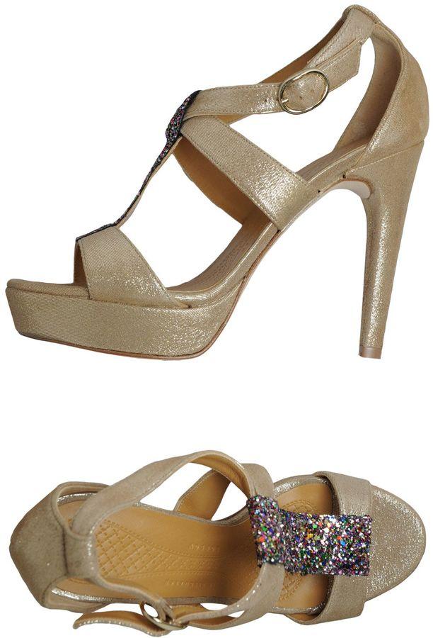 Anya Hindmarch Platform sandals