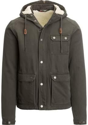 Stoic Sherpa Lined Work Jacket - Men's