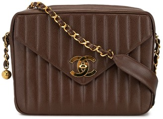 Chanel Pre-Owned Mademoiselle CC shoulder bag