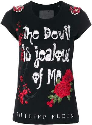 Philipp Plein Jealous Of Me T-shirt