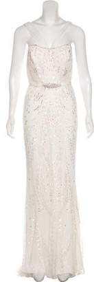 Jenny Packham Embellished Wedding Gown